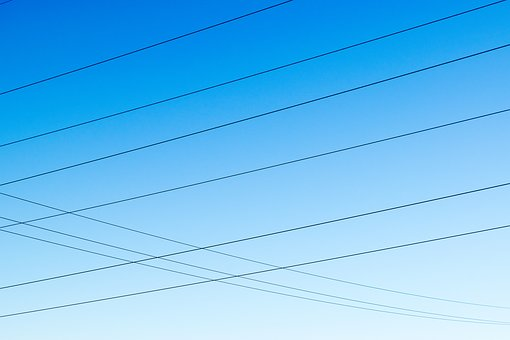 Sky, Electrical Wires, Wires, Shade, Elijah Clerici
