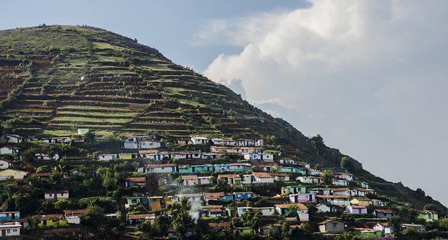 Ooty, Tamilnadu, India, Landscape, Hill Station, South