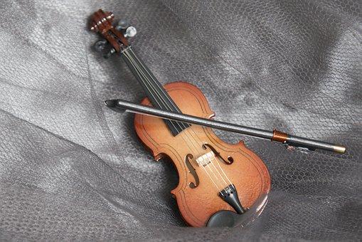 Violin, Music, Instrument, Strings, Wood, Melody, Play