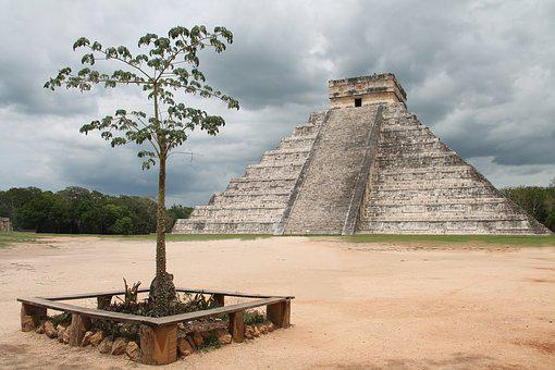 Chichén-itza, Pyramid, Temple, Historically, Culture