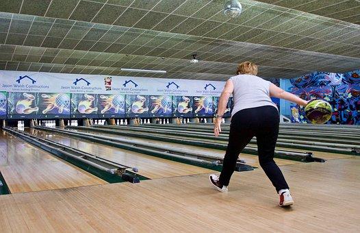 Bowler, Style Tenpin, Alley, Ball, Strike, Recreation