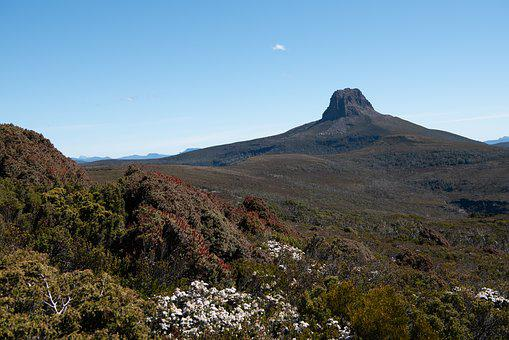Barn Bluff, Overland Track, Tasmania, Wilderness