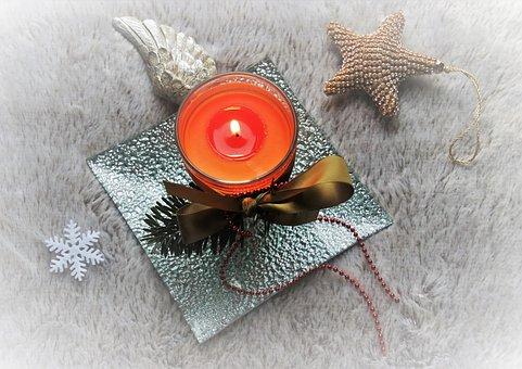 The Flame, Candle, Light, Glow, Mood, Parish, Burn