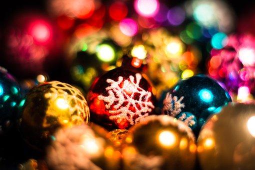 Christbaumkugeln, Christmas, Decoration
