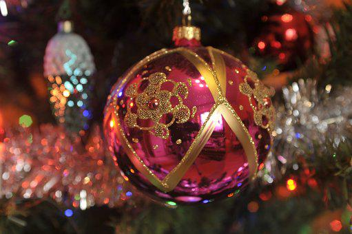 Christmas Tree, Bauble, Christmas Eve, The Tradition Of