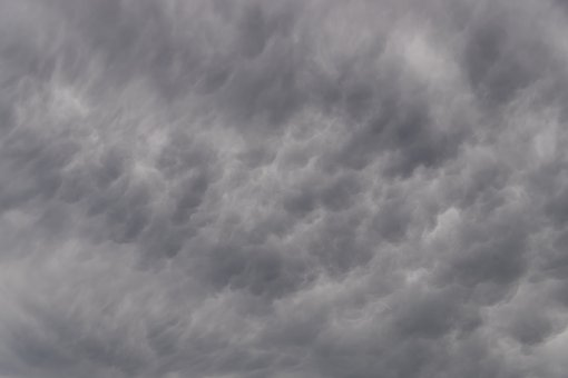 Clouds, White, Grey, Fluffy, Delicate, Weather, Pattern