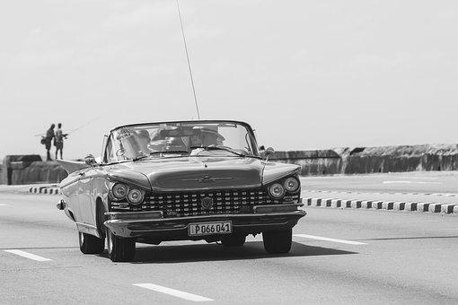 Cuba, Havana, Malecòn, Nostalgia, Historic, 12-24-18