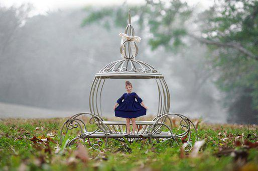 Make Believe, Imagination, Composite, Story, Children