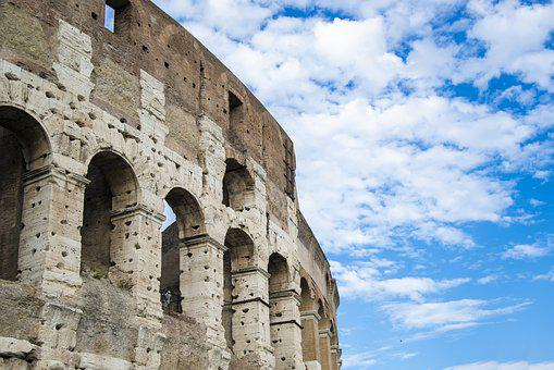 Rome, Italy, Colosseum, Antiquity, Building, History