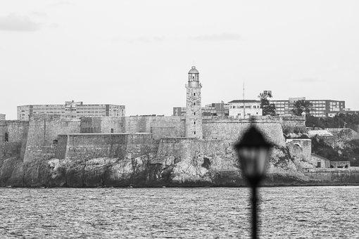 Cuba, Havana, Malecòn, El Morro, Nostalgia, Historic
