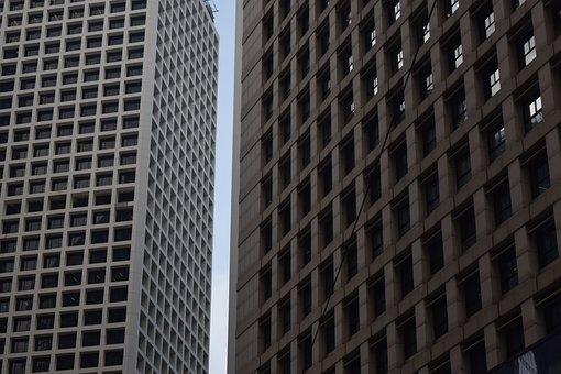 Hong Kong, China, Metropolis, Concrete