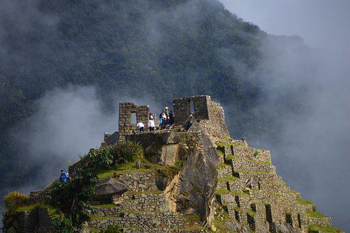 Machu Pichu, Peru, Cusco, Mountain, Ruins, Incas, Inca