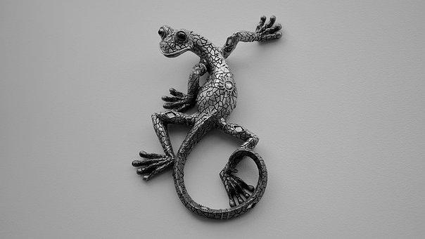 Lizard, Ornamental, Ornament, Decorative, Reptile
