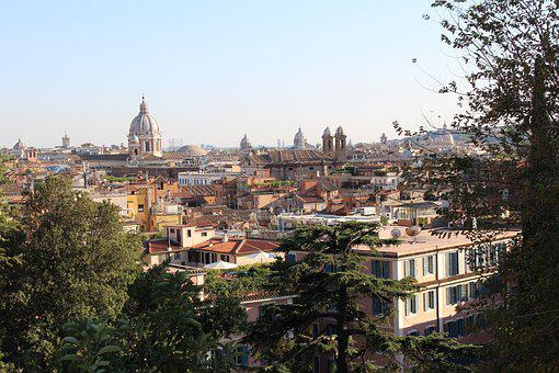 Italy, Rome, Architecture, City, Travel, Europe