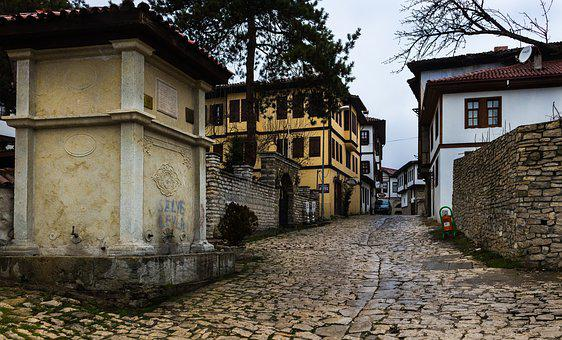 Safranbolu, On, Architecture, Home, Old, Turkey, City