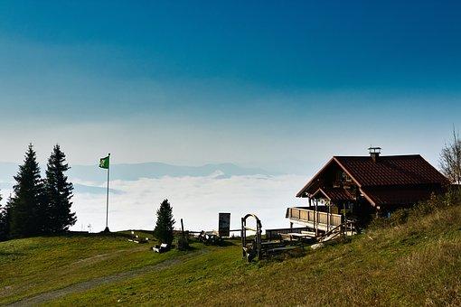 Great Disc, Mürzzuschlag, Styria, Austria, Nature