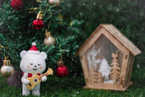 Christmas, Toys, Fluffyhouse