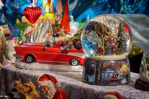 Toys, Christmas, Christmas Market, Nicholas
