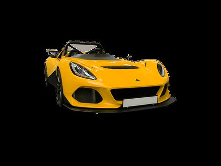 Transport, Traffic, Lotus, Sports Car, Convertible