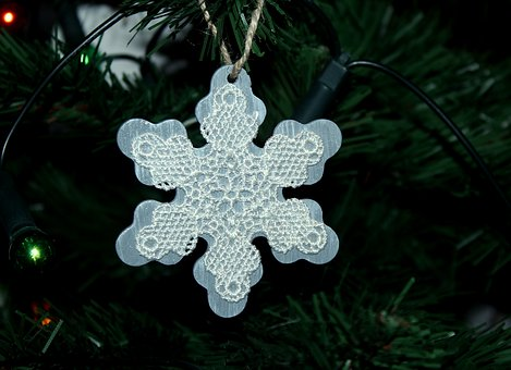 Asterisk, Christmas Tree, Decoration, Wishes