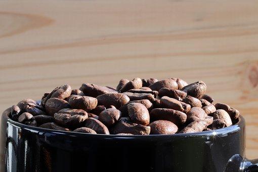 Coffee, Coffee Bean, Bean, Symbols Food