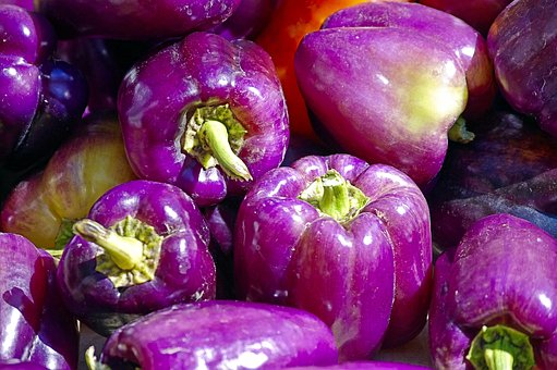 Farm Fresh Bell Peppers, Pepper, Bell, Vegetables, Food