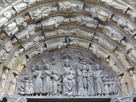 Relief, Birth Of Christ, Church Of Our Lady Trier