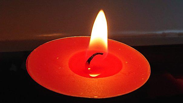 Light, Flame, Hot, Candlelight, Heat, Candles, Volcano
