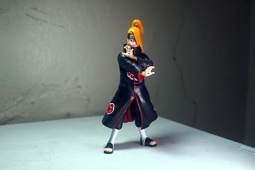 Young, Toy, Figurine, Character, Japanese, Anime