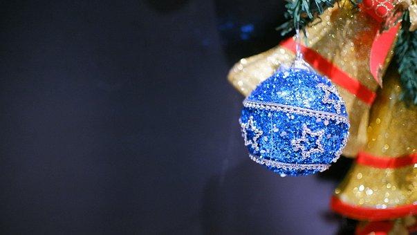 Christmas, Decorative Ball, Christmas Ornaments