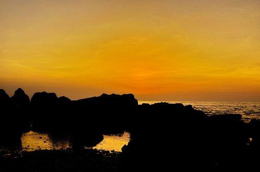 Great Prints Philippines, George Paris, Golden Sunset
