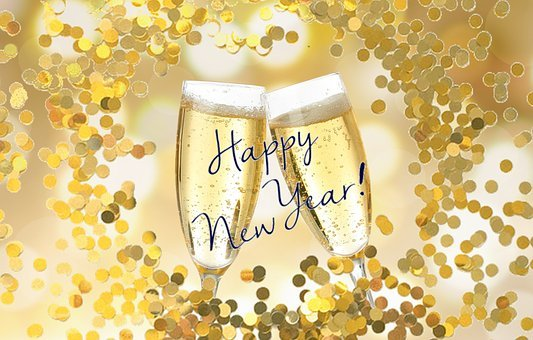 New Year's Eve, Happy New Year, Celebration, Party