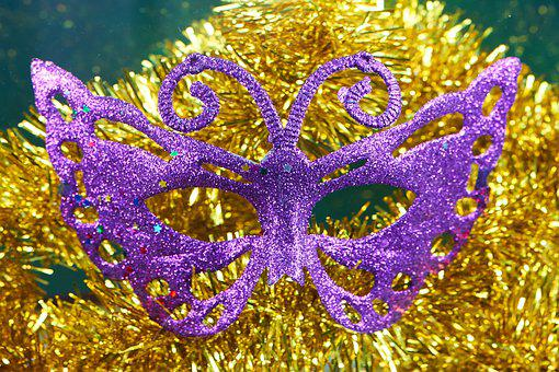Mask, Purple, Celebration, Entertainment, 2019