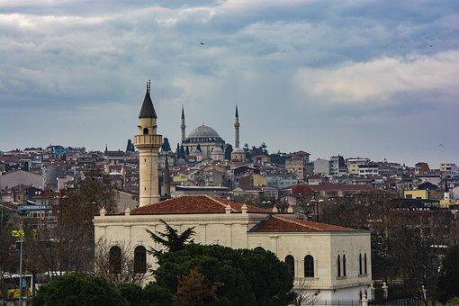 Istanbul, Cami, Islam, Turkey, Religion, Hagia Sophia
