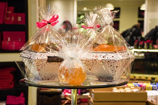 Gourmet, Shop, Boutique, Bakery, Gift Wrapped, Luxury