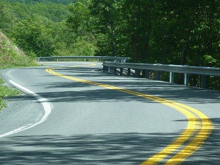 Road, Twisty, Turns, Twisty Road, Windy Road