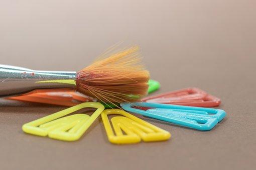 Brush, Paint, Colorful, Art, Color, Watercolour