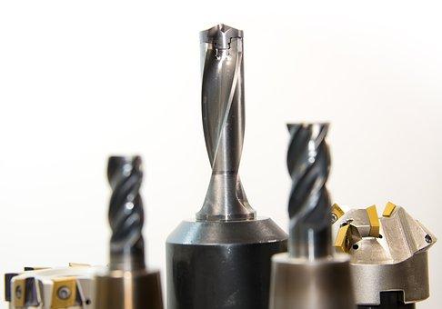 Drill, Milling, Milling Machine, Drilling, Cutting Edge