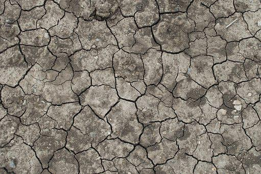 Earth, Cracks, Scorched Earth, Substrate, Dry, Invoice