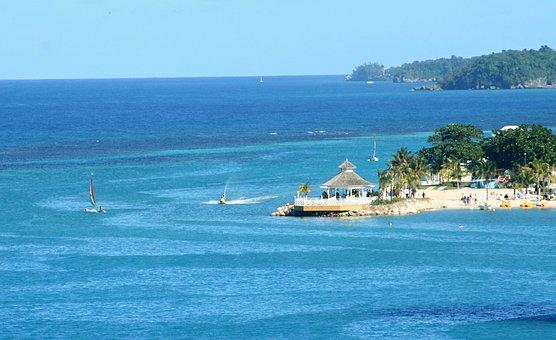 Holiday, Tropical Holiday, Sea, Ochos Rios, Jamaica