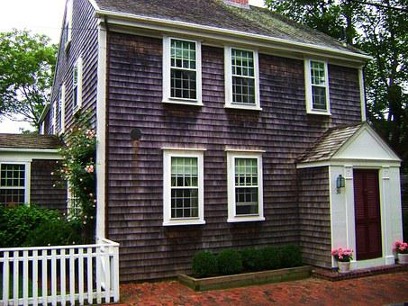 House, Nantucket, Gideon Folger, Circa 1807