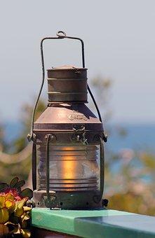 Lamp, Old Fashioned, Light, Old-fashioned, Illumination