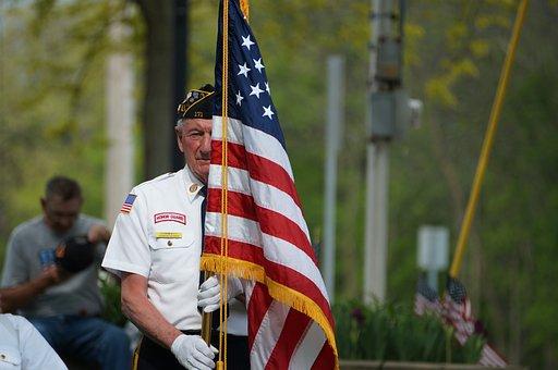 Memorial Day, Vent, Memorial, Flag, Veteran, Patriotism