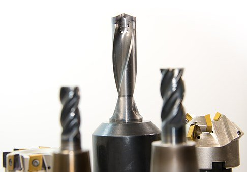 Drill, Milling, Milling Machine, Drilling, Cutting Edge