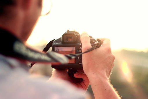 Photographer, Dslr, Camera, Photography, Digital, Photo