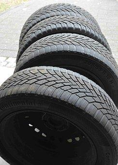 Auto Tires, Wheels, Winter Tires, Profile
