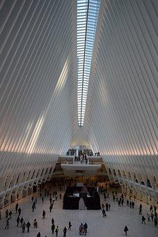 Station In Memorial, Manhattan, United States