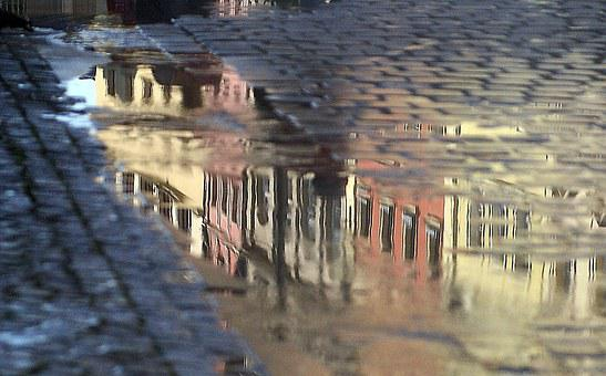 Reflections, The Addition Of, Water, Standing Water