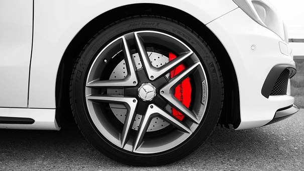 Mercedes, Wheel, Vehicle, Auto, Car, Transportation