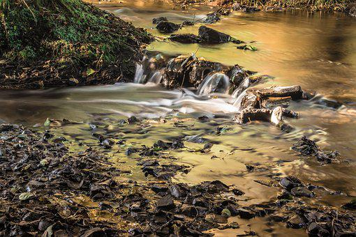 Water, Bach, River, Stones, Rocks, Nature, Flow, Waters